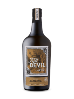 Kill Devil Jamaica Hampden Distillery 17 YO Single Cask Rum