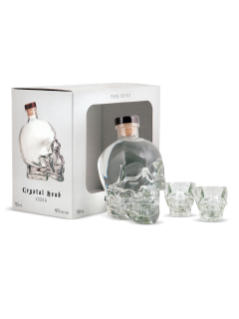 Crystal Head Gift Pack