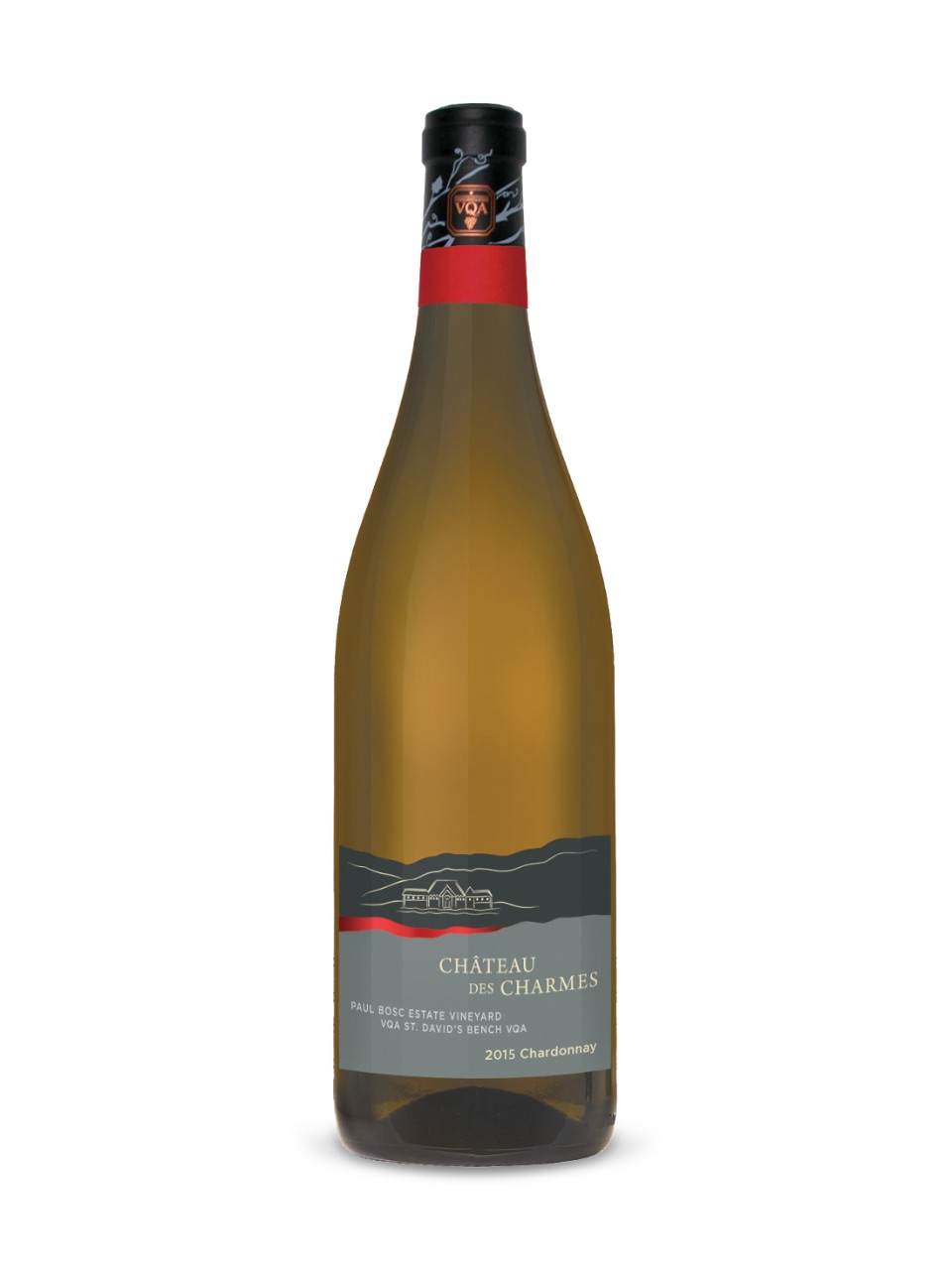 Image for Château des Charmes Paul Bosc Estate Chardonnay 2017 from LCBO