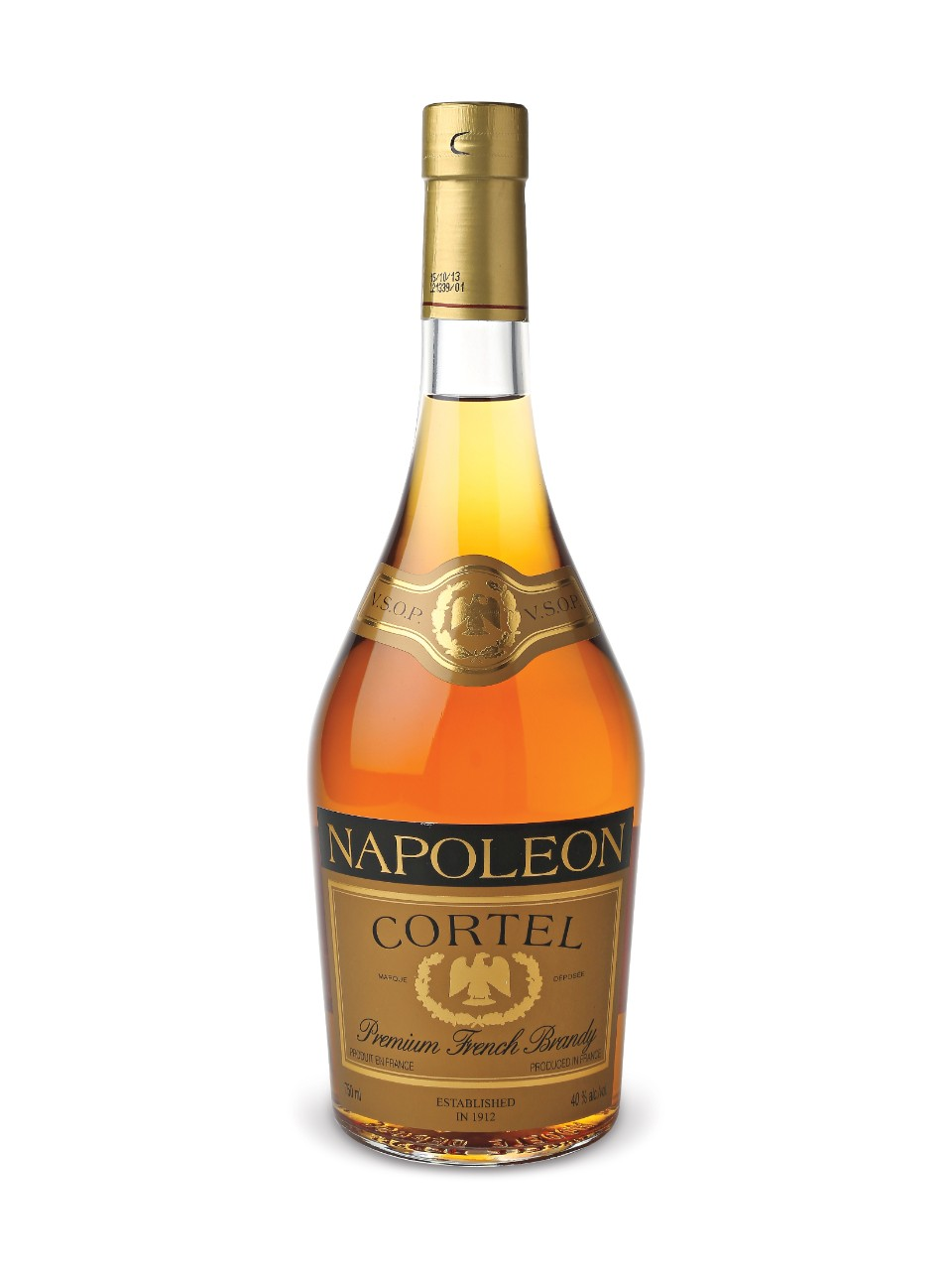 Image for Cortel Napoleon VSOP Brandy from LCBO
