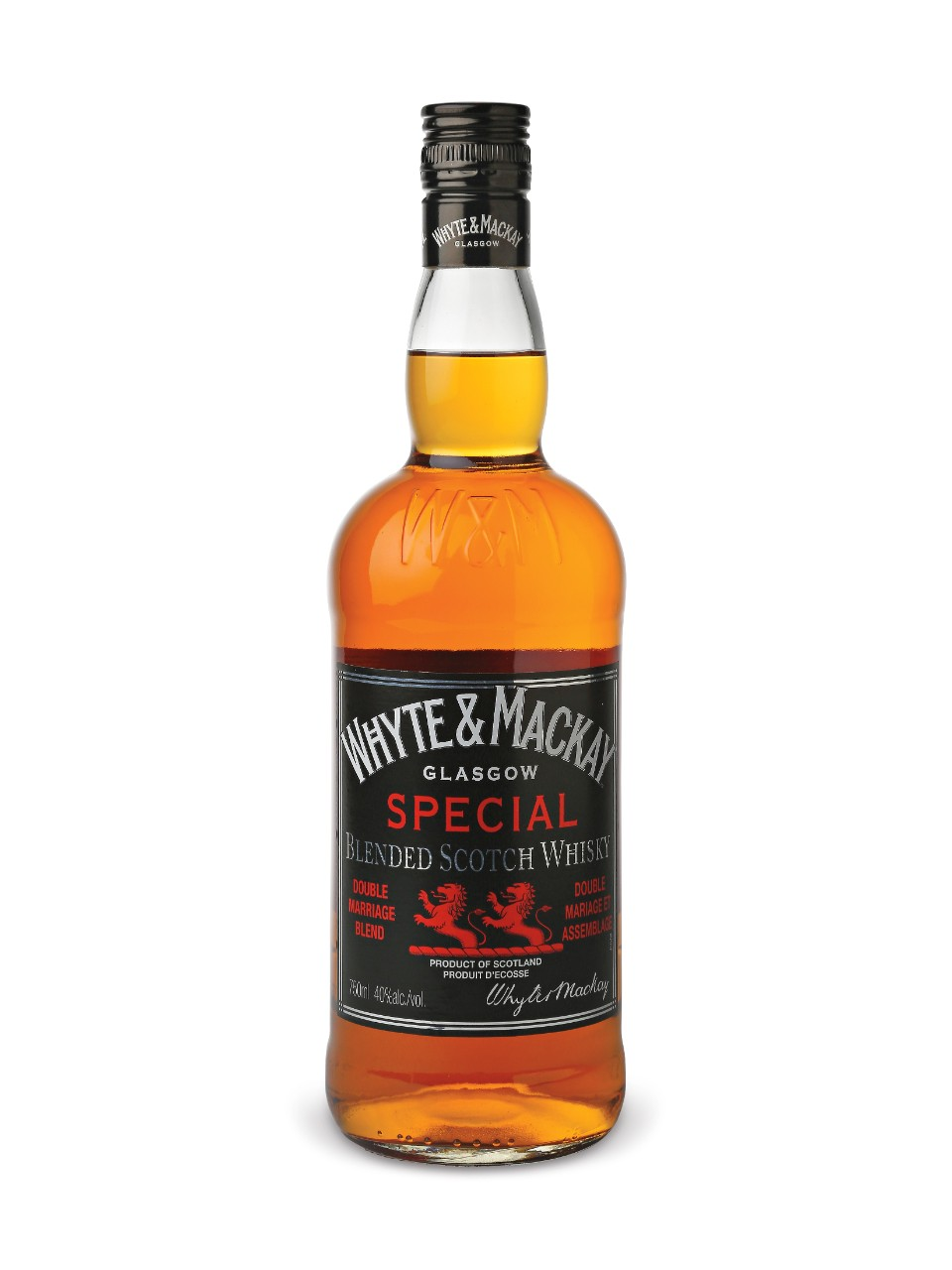 Scotch Whisky Whyte & Mackay Special Reserve