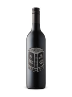Shiraz Mr. Black's Little Book Small Gully 2015