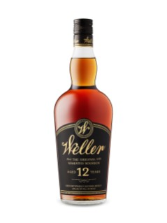 W. L. Weller 12-Year-Old Kentucky Straight Bourbon