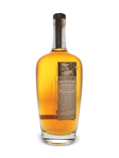 Mastersons 10 Year Old Straight Rye Whiskey