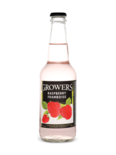 Growers Raspberry Cider
