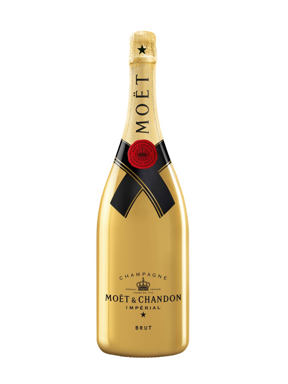 Moet & Chandon Imperial Golden Sleeved