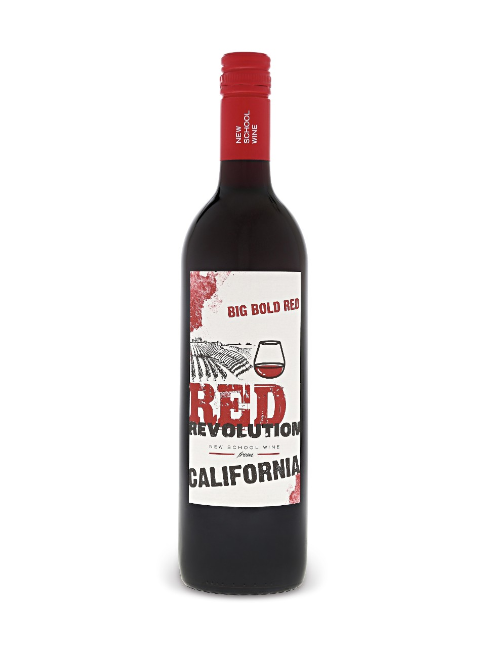 Image for Revolution Red from LCBO