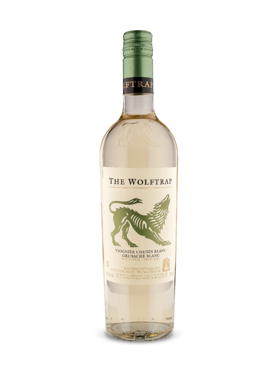 Image for The Wolftrap Viognier Chenin Blanc Grenache Blanc from LCBO