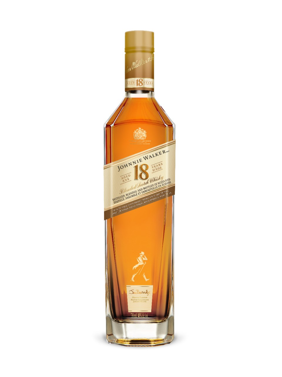 Johnnie Walker 18 Year Old Scotch Whisky from LCBO