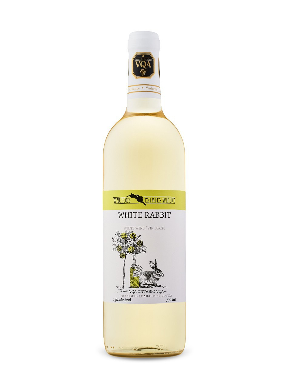 Image for Waupoos White Rabbit White VQA from LCBO