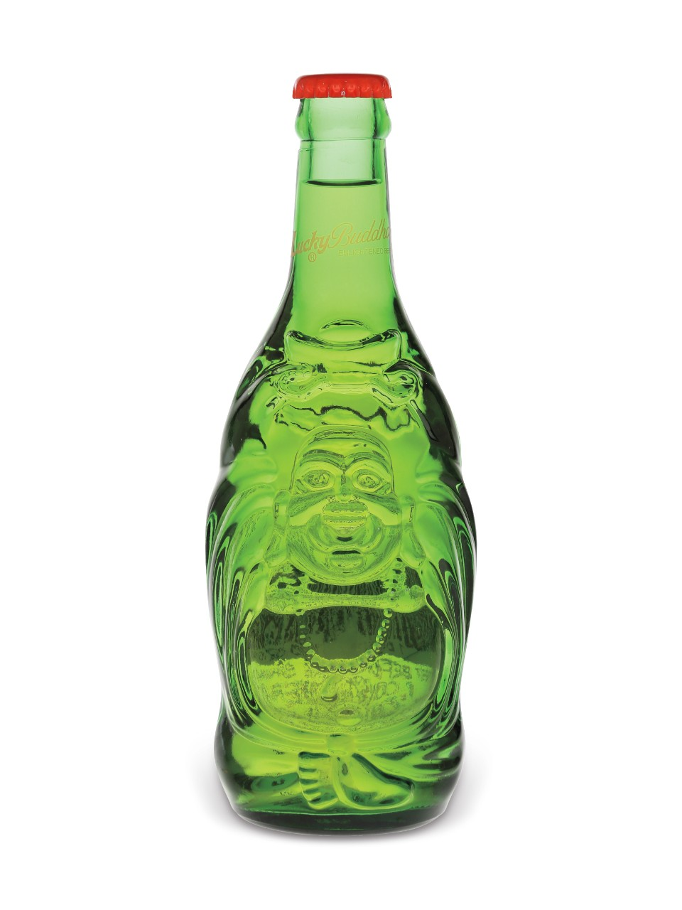 Image for Lucky Buddha Beer from LCBO