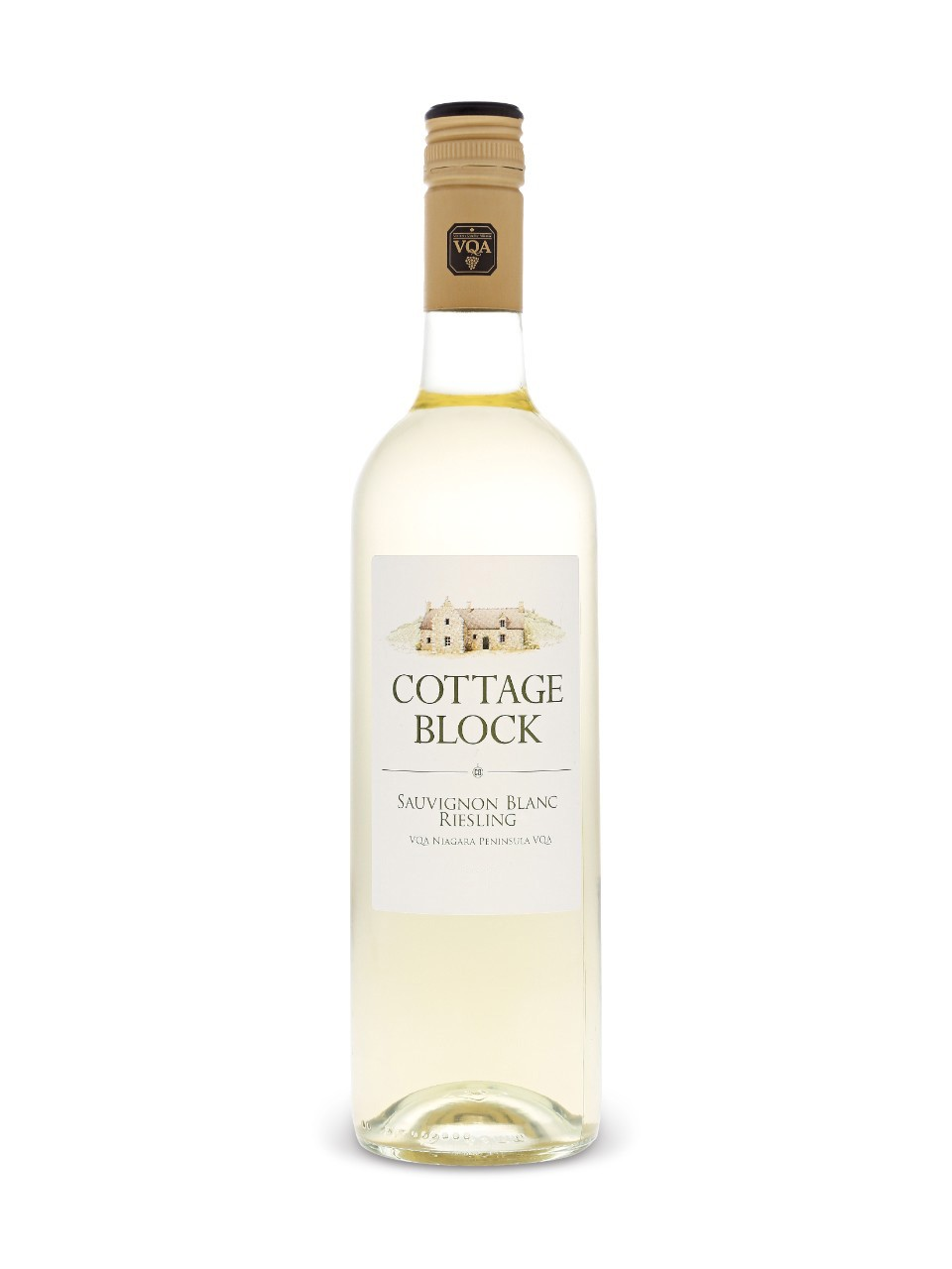 Image for Cottage Block Sauvignon Blanc Riesling VQA from LCBO