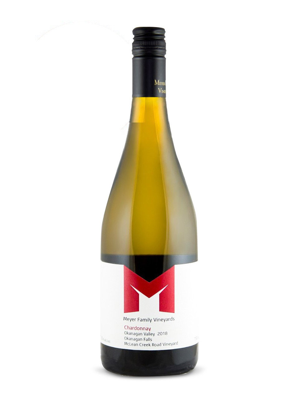 Meyer Family McLean Creek Road Chardonnay 2018 from LCBO
