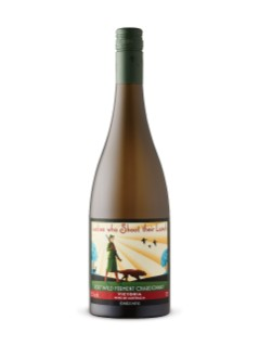 Ladies Who Shoot Their Lunch Wild Ferment Chardonnay 2017