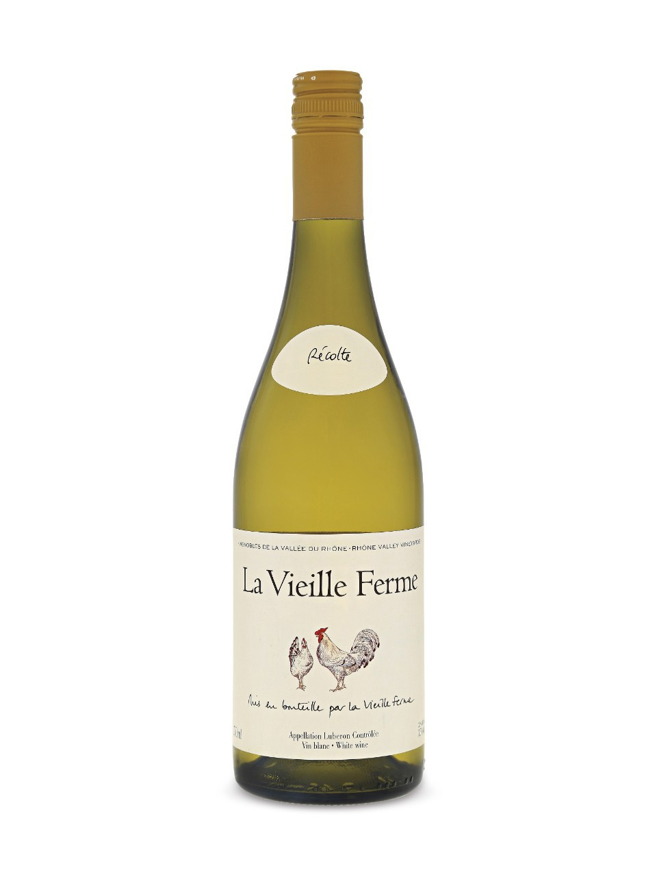 Image for La Vieille Ferme Luberon Blanc AOC from LCBO