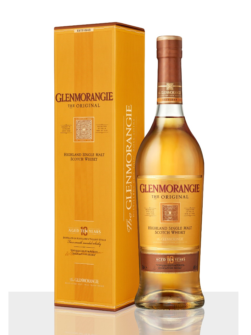 Glenmorangie Original Highland Single Malt Scotch Whisky from LCBO