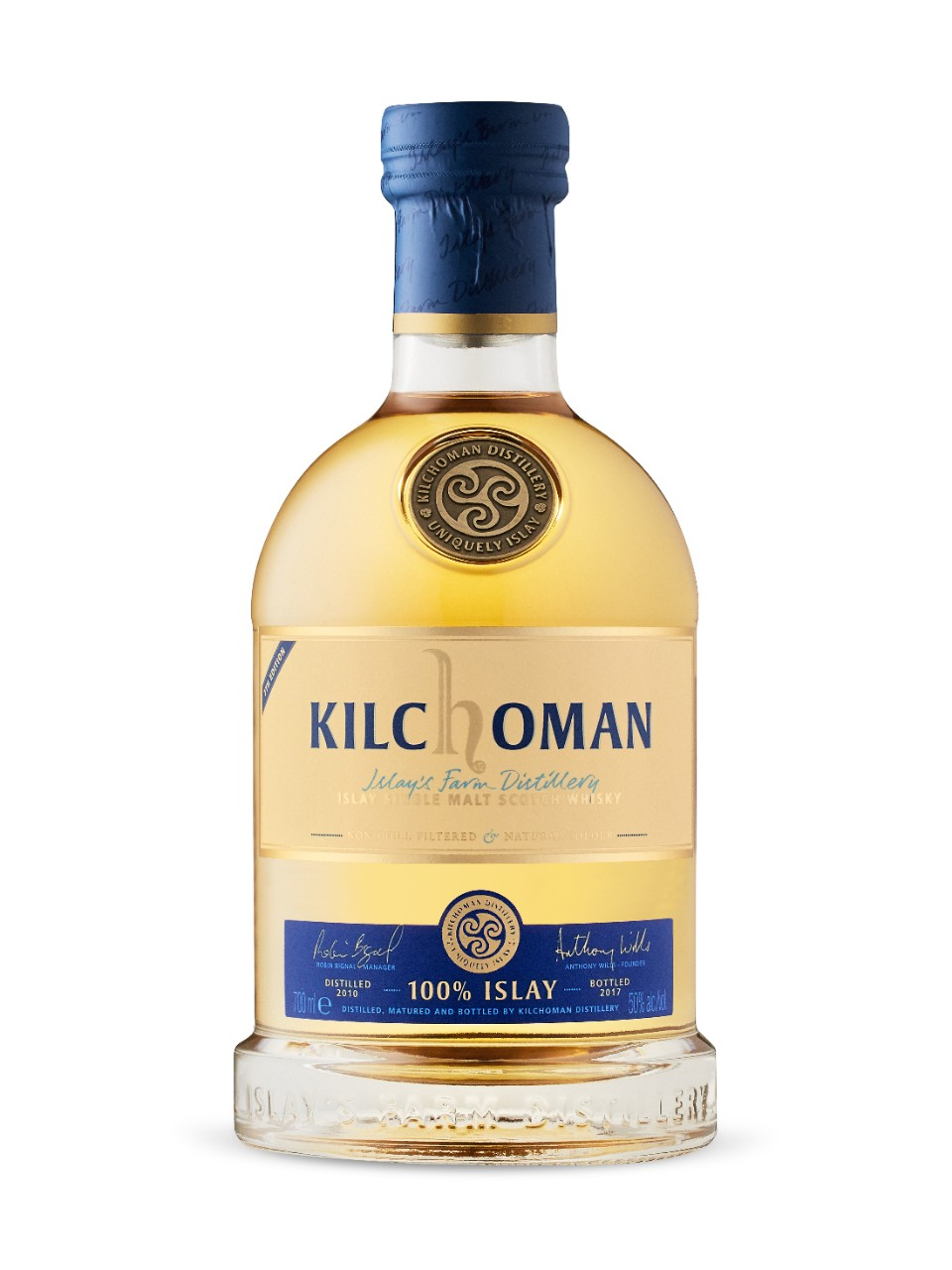 Image for Kilchoman 5th Edition Islay Single Malt Scotch Whisky from LCBO