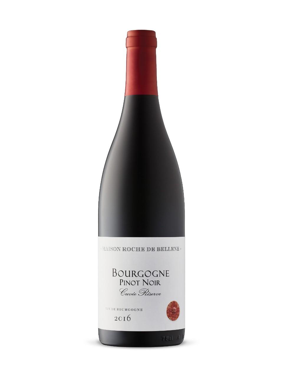 Roche de Bellene Cuvée Réserve Bourgogne Pinot Noir 2018 from LCBO