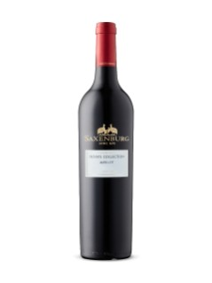 Saxenburg Private Collection Merlot 2011
