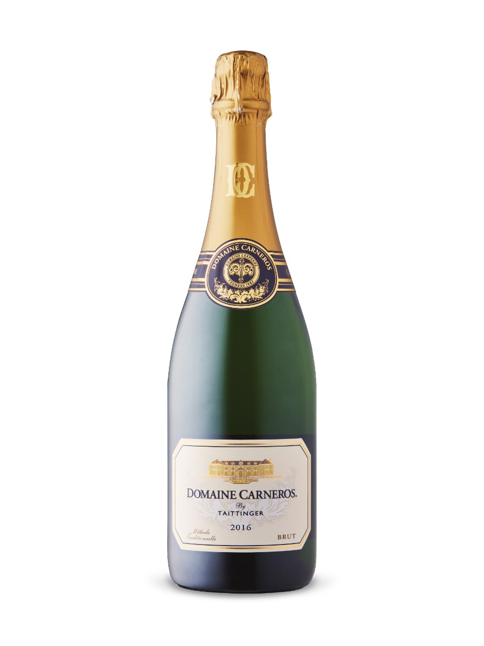 Image for Domaine Carneros Brut Cuvée Sparkling 2013 from LCBO