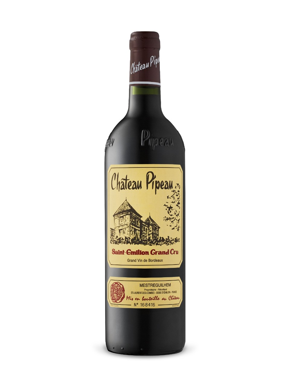 Image for Château Pipeau from LCBO