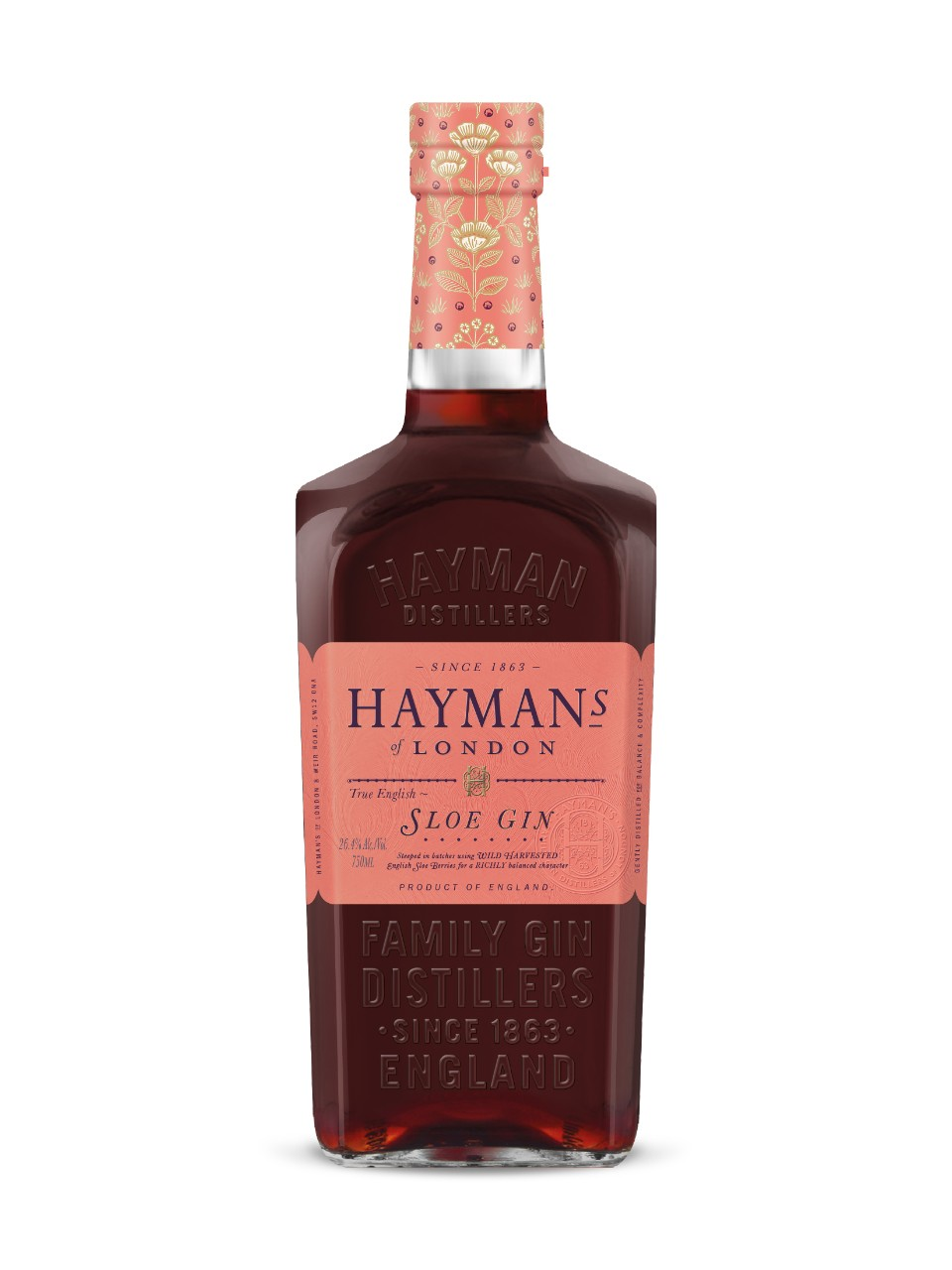 Image for Hayman's Sloe Gin from LCBO
