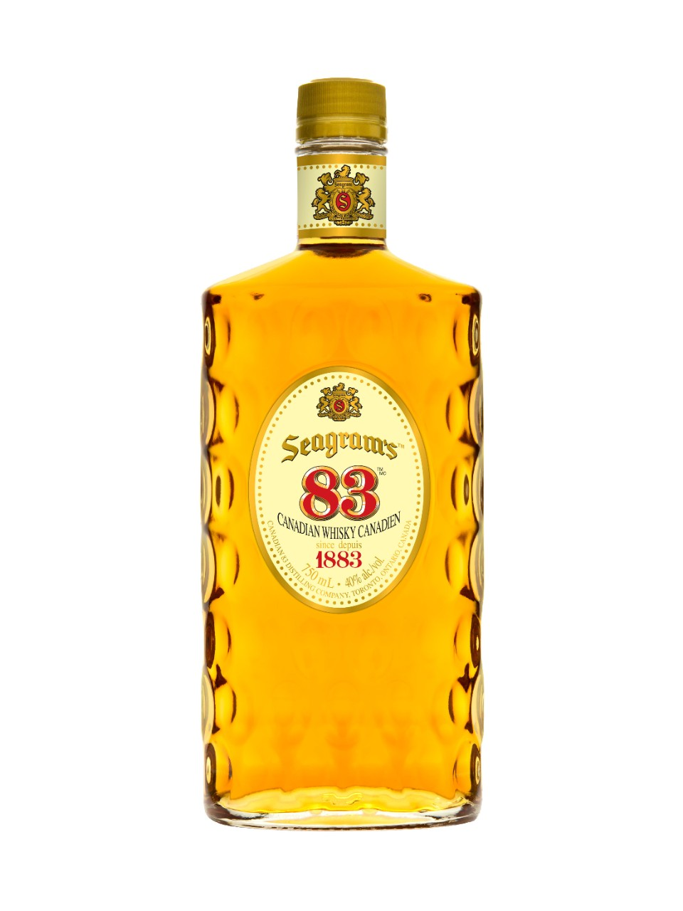 Whisky Seagrams 83