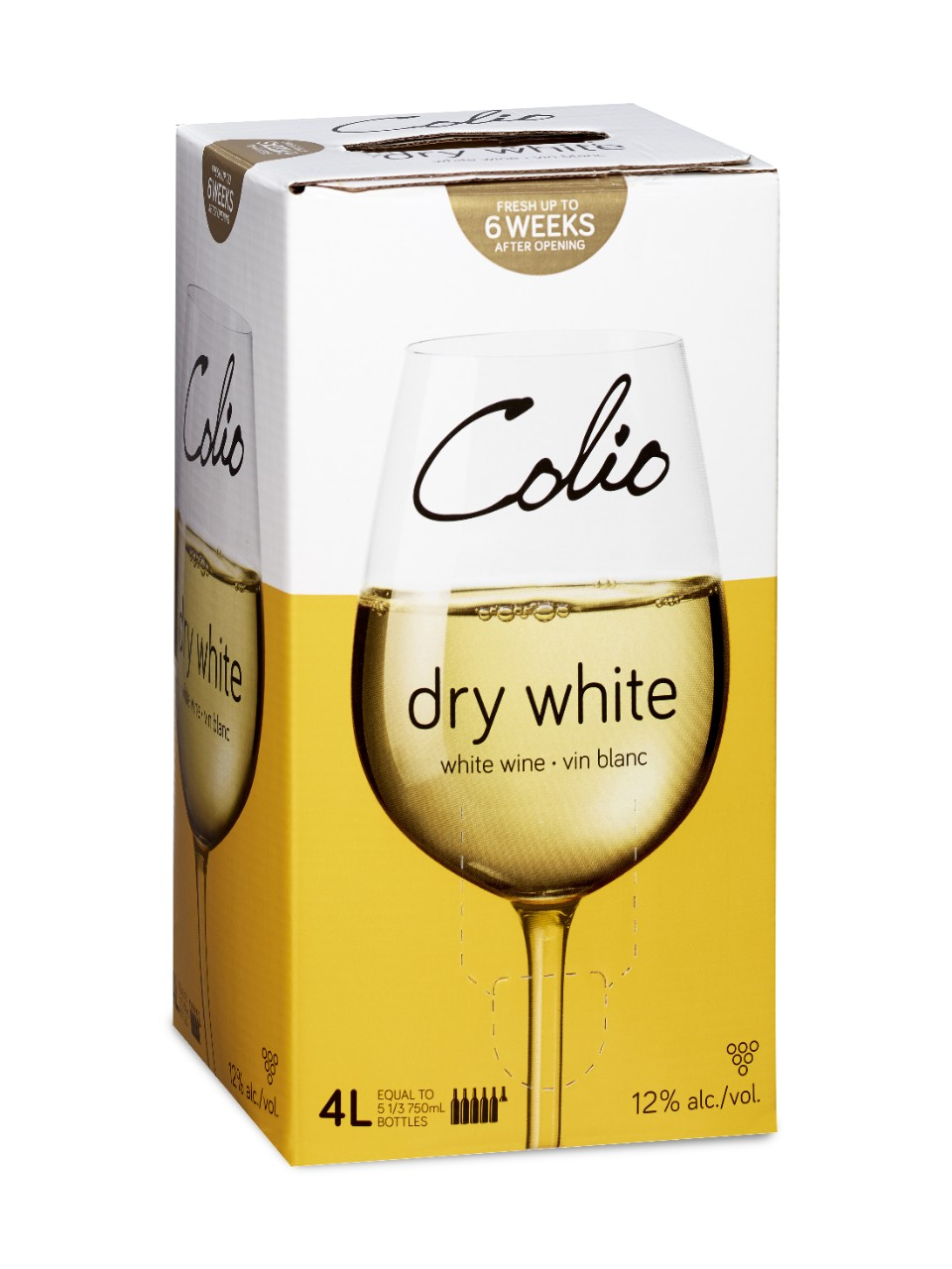Image for Colio Dry White from LCBO