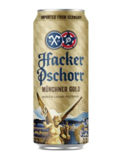 Hacker Pschorr Munich Gold Lager