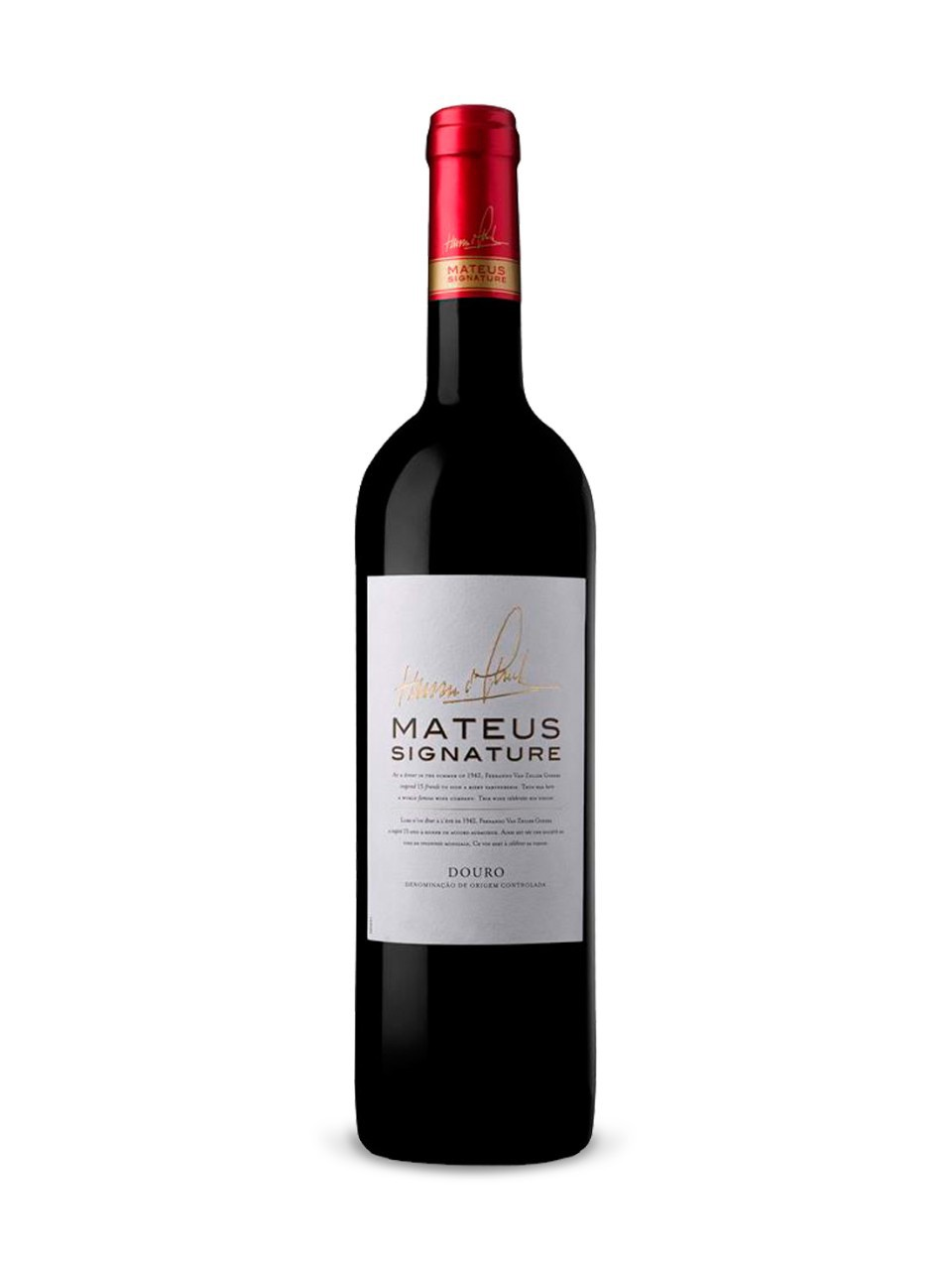Image for Sogrape Mateus Signature Douro Red from LCBO