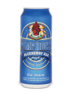 Pump House Blueberry Ale