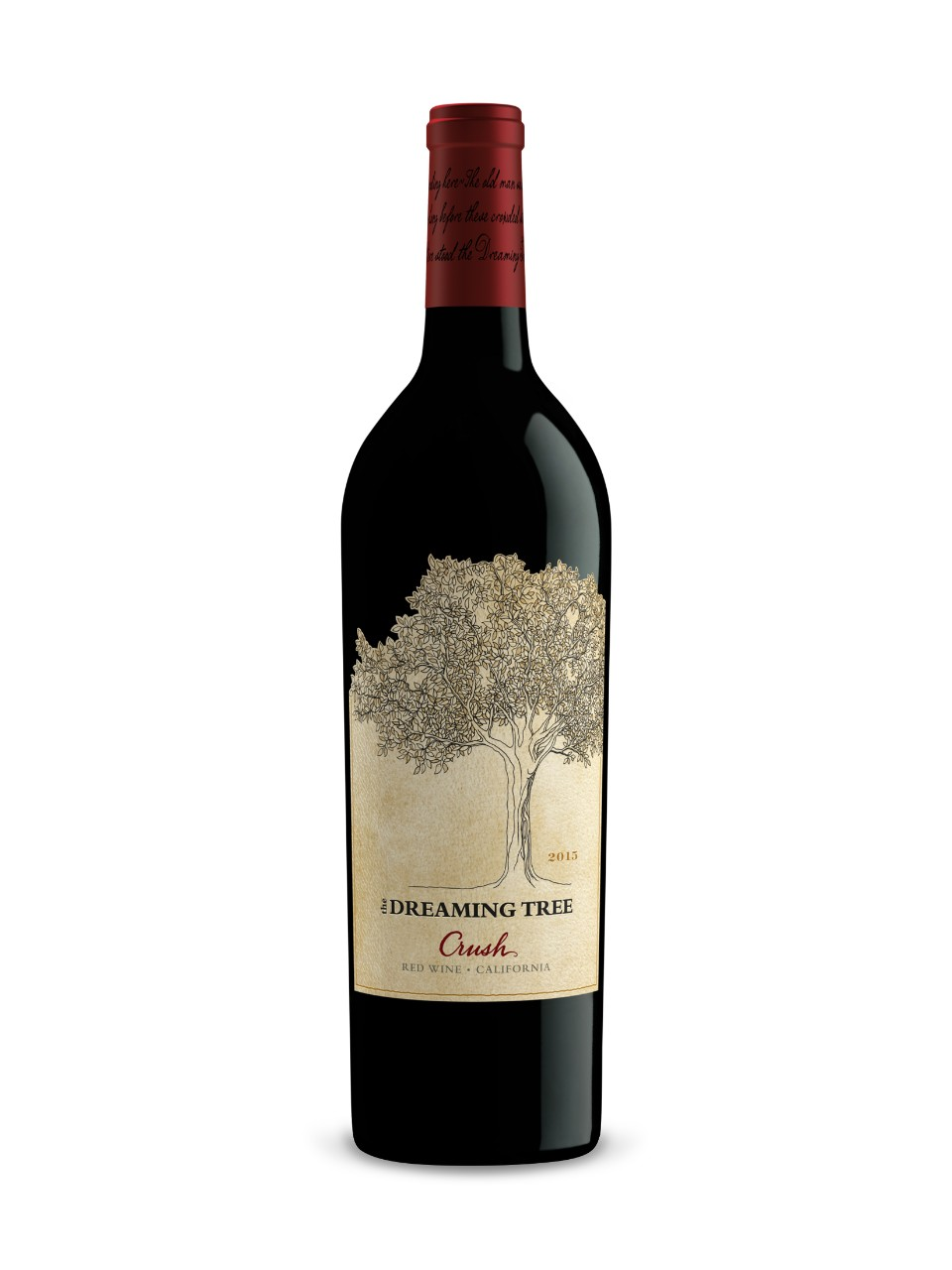 Image for The Dreaming Tree Crush Red Blend from LCBO
