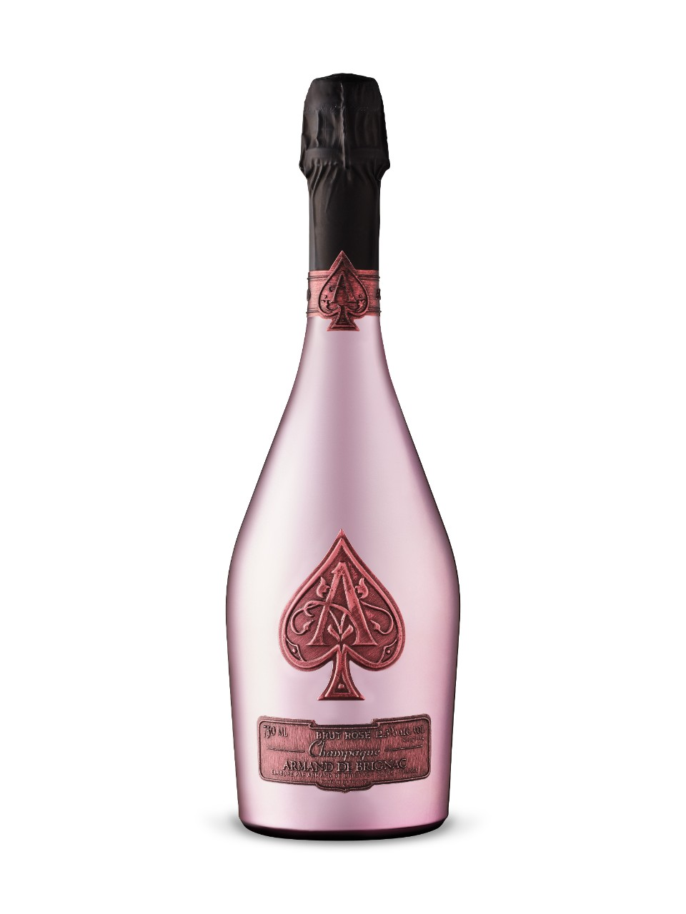 Image for Armand de Brignac Ace of Spades Brut Rosé Champagne from LCBO