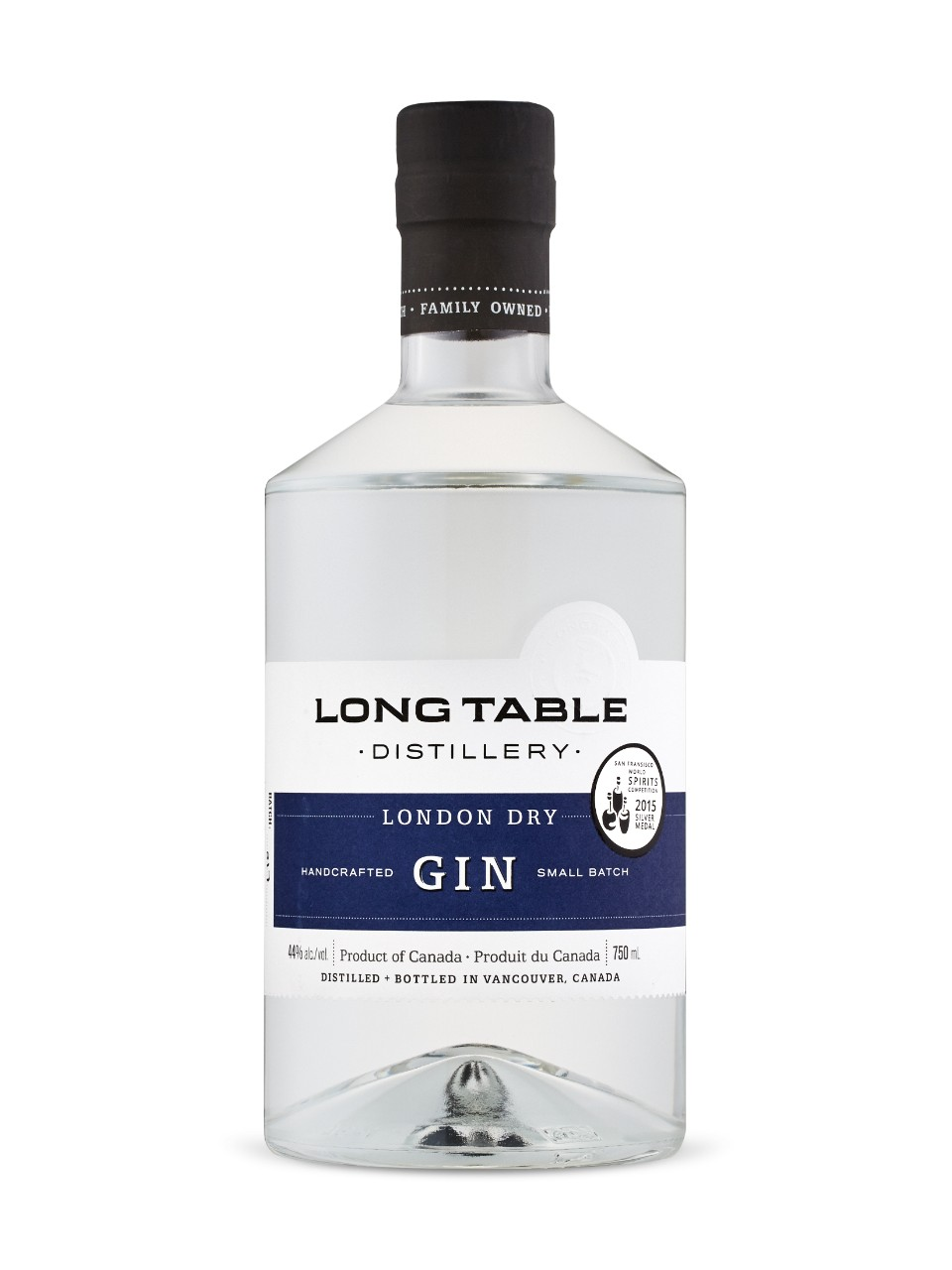 Long Table Distillery London Dry Gin
