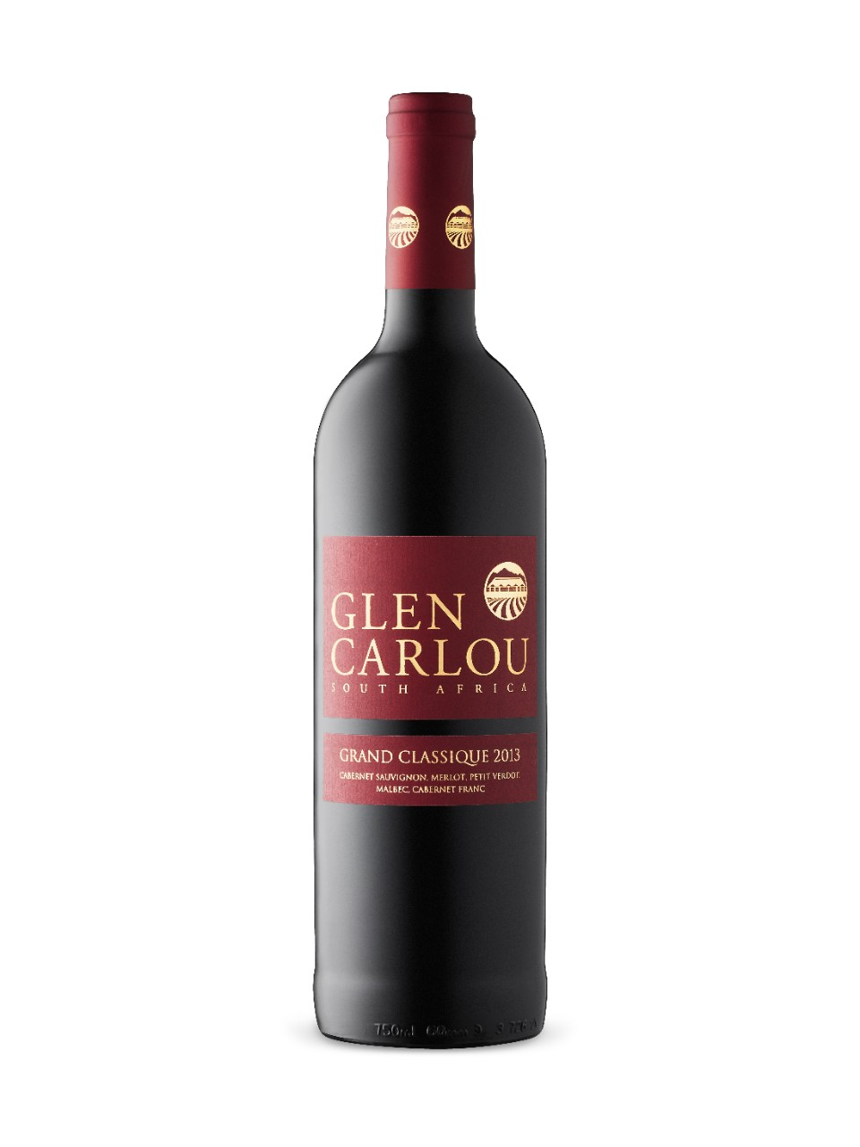 Image for Glen Carlou Grand Classique 2013 from LCBO