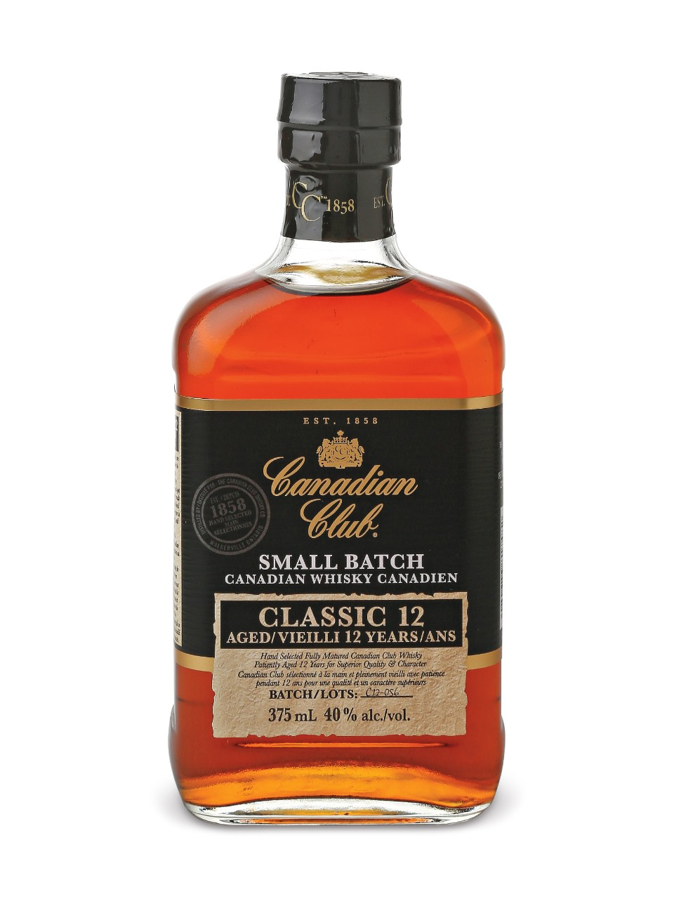 Canadian Club Classic 12 Year Old from LCBO