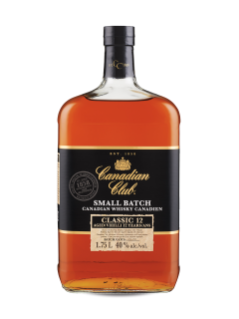 Whisky Canadian Club Classic