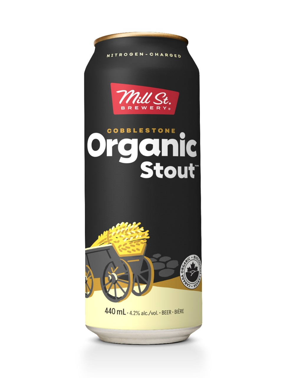 Image for Mill Street Cobblestone Stout from LCBO