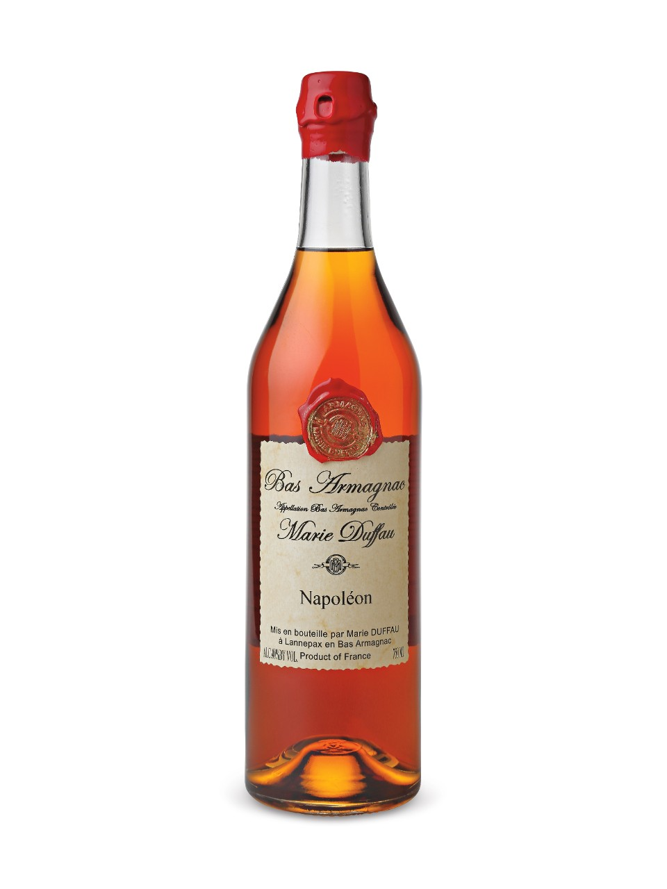 Image for Marie Duffau Bas Armagnac Napoleon from LCBO
