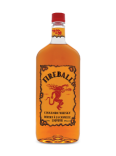 Whisky à la cannelle Fireball