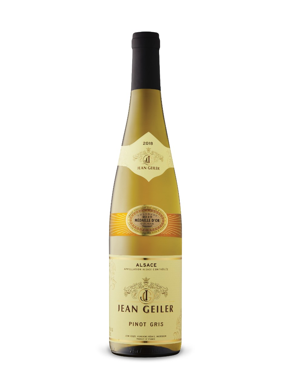 Image for Jean Geiler Pinot Gris 2016 from LCBO