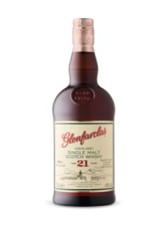 Glenfarclas 21-Year-Old Highland Single Malt Scotch Whisky