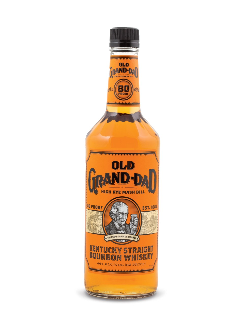 Kentucky Straight Bourbon Whiskey Old Grand Dad