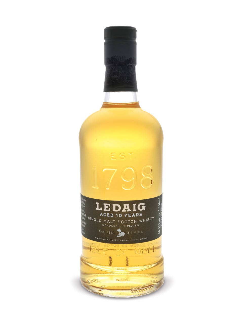 Image for Ledaig 10 Year Old Single Malt Scotch Whisky from LCBO