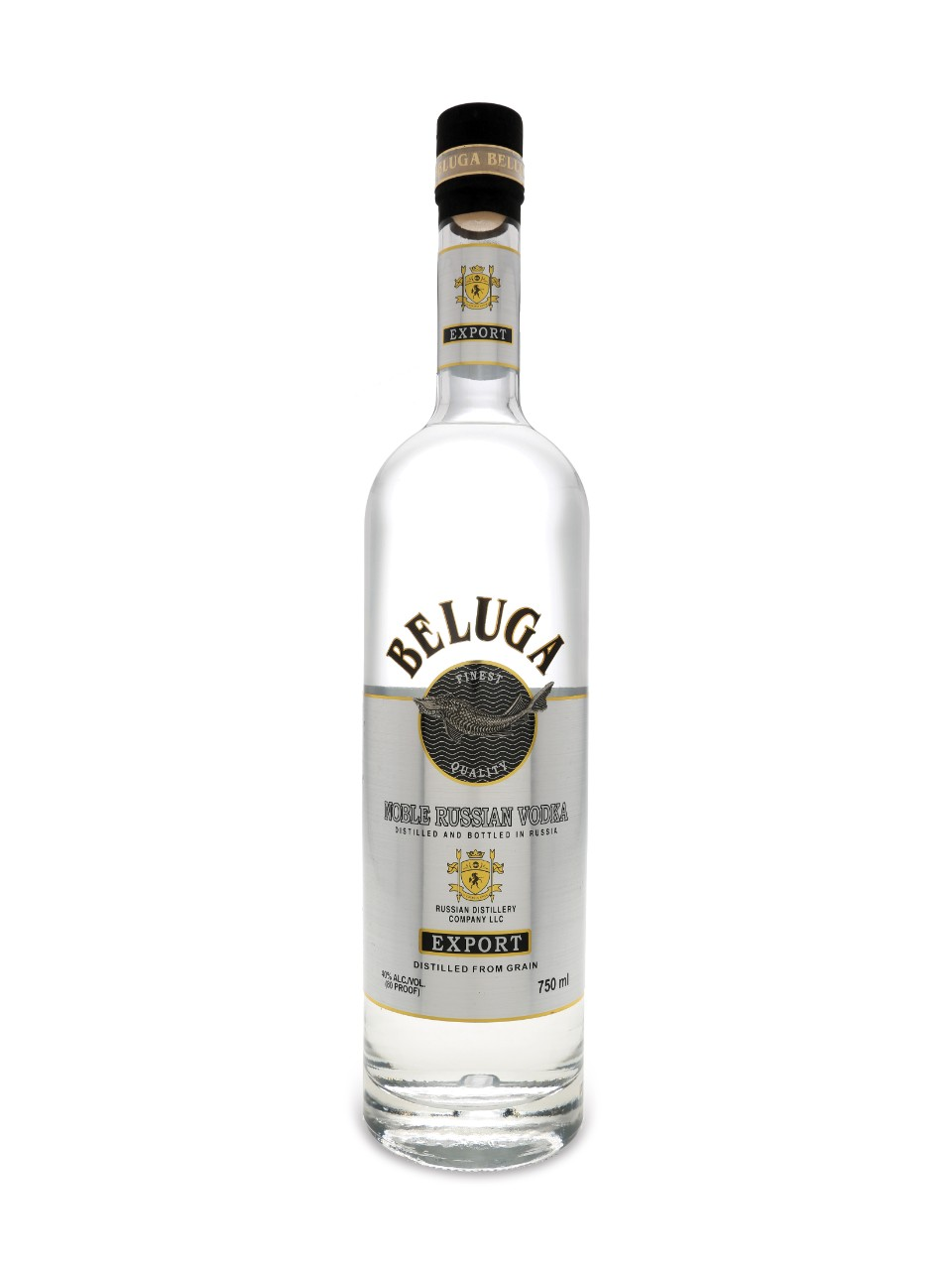 Image for Beluga Russian Luxury Vodka from LCBO