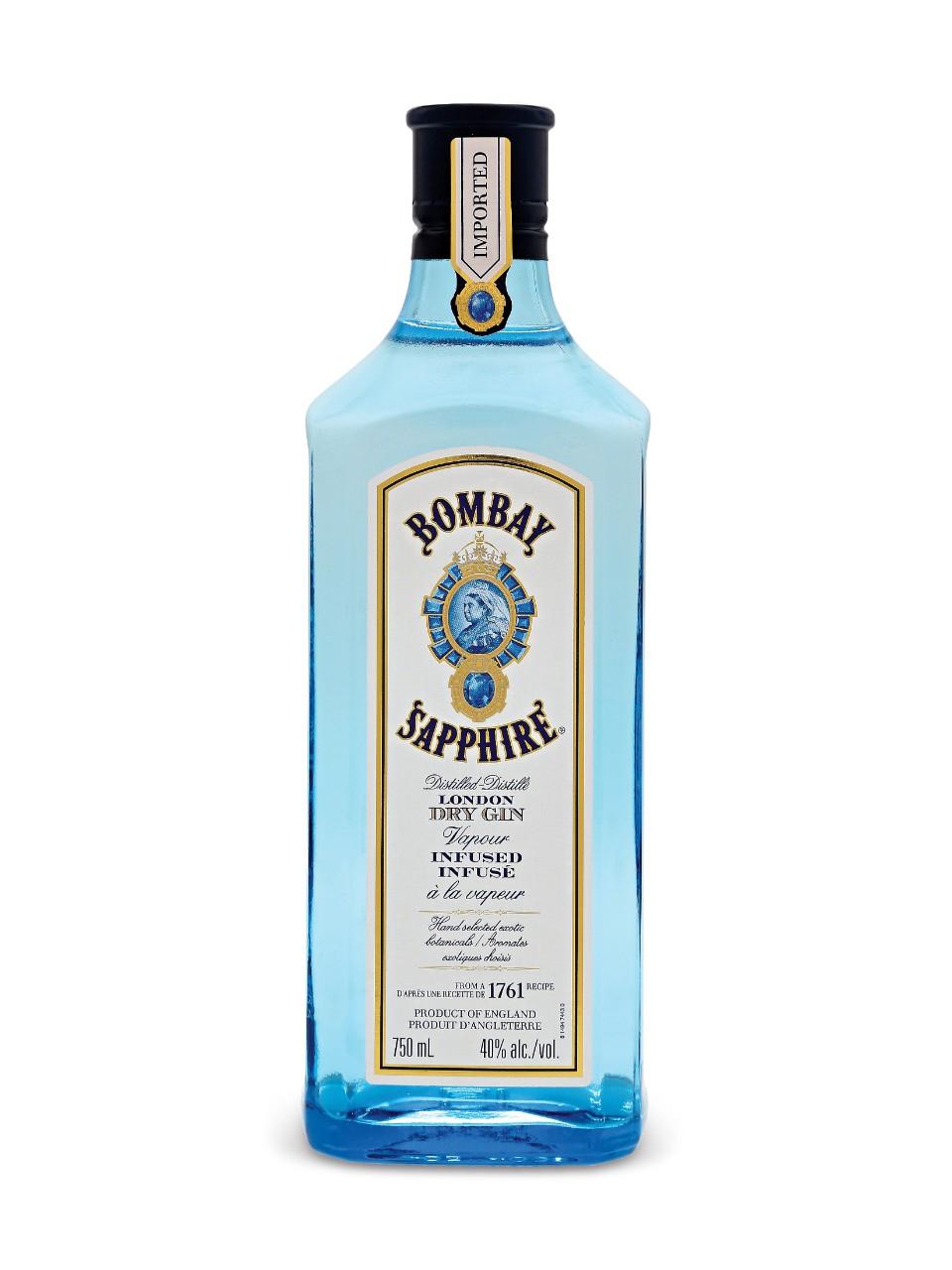 Bombay Sapphire London Dry Gin Lcbo