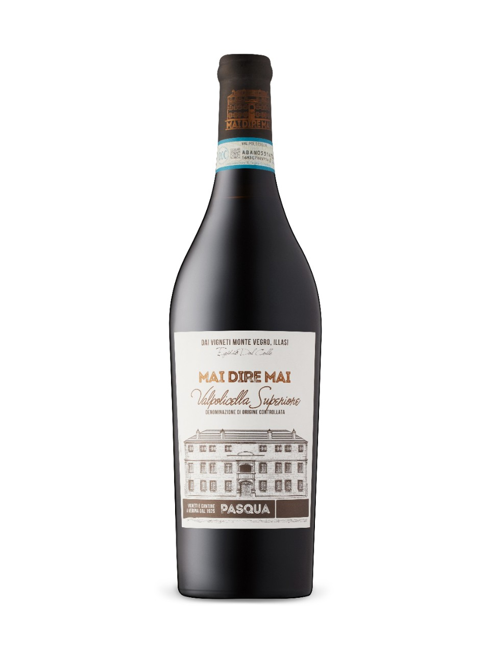 Image for Valpolicella DOC Superiore Mai Dire 2012 from LCBO