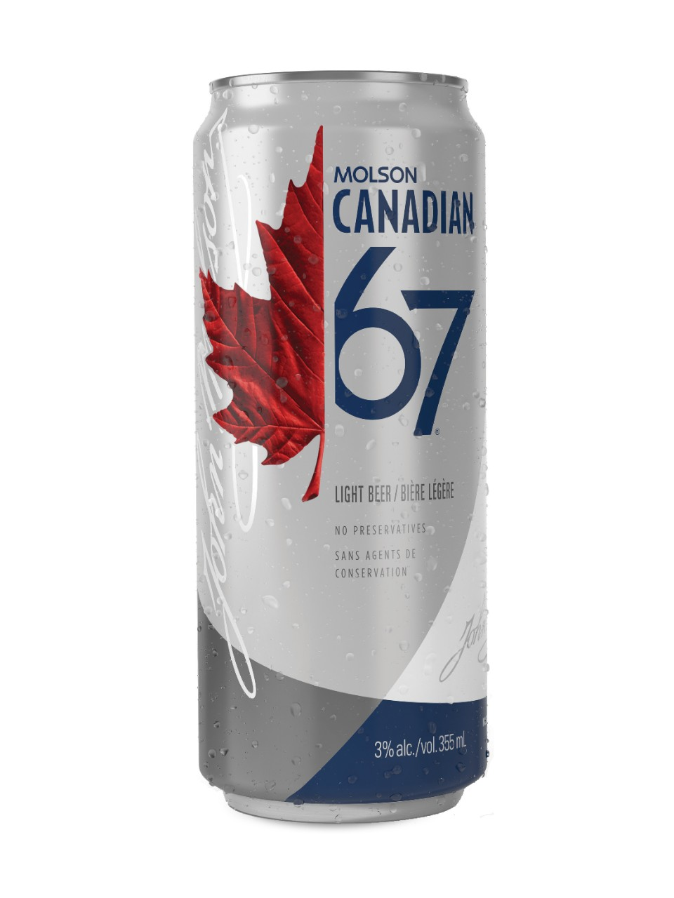 Image for Molson Canadian 67 from LCBO