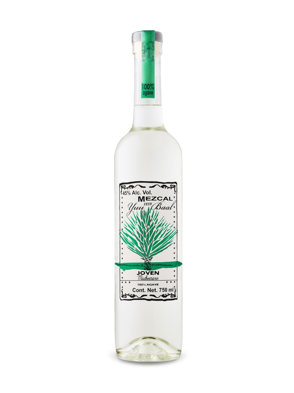Image for Yuu Baal Joven Madrecuixe Mezcal from LCBO