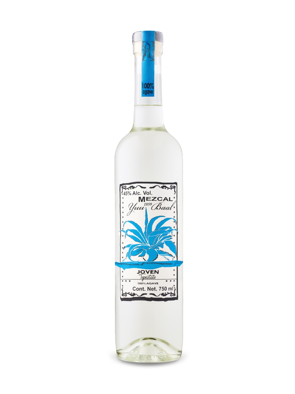 Image for Yuu Baal Joven Tepeztate Mezcal from LCBO
